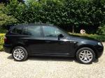BMW X3 2.0D EXECUTIVE M EDITION 150PK